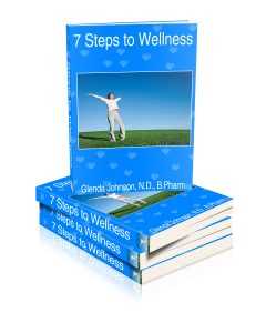 Ebook describing the steps to take to be well naturally.